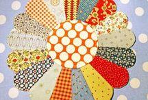 Quilts dresden plate