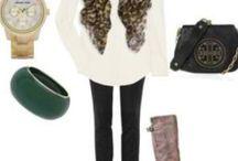 Fall/winter attire / by Kayla Cook