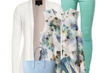 цветотип осень одежда на каждыей день