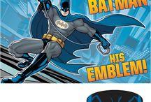 I'm Batman / by Melissa Cook