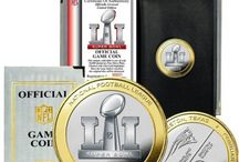 Super Bowl 51 Flip Coins / Shop for Super Bowl 51 Flip Coins. We have the Official Super Bowl 51 Two Tone Flip Coin that is a replica of the coin used to start Super Bowl LI. Plus more Super Bowl coins, photo mints and more that are all licensed and limited editions. #SuperBowl51 #FlipCoins #LI