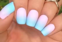 Nail designs & color