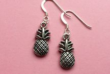 Summer tropical beach jewellery