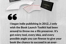 Author Toolkits / Master self-publishing in minutes, not months with these tools designed just for self-published authors.
