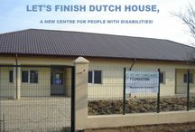 Let's finish Dutch House Centre for people with special needs!