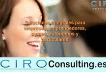 #Asesoria Online Gestoria Integral Pymes / http://www.ciroconsulting.es/  Líder en servicios de asesoría, gestoria y consultoria online ✓ Soluciones integrales para empresas, emprendedores, pymes, autónomos y particulares.