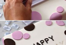 Cake decor inspiration and tricks