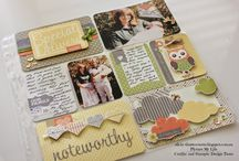 Baby albums CTMH PML project life