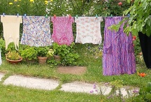 Clothes lines/Laundryday