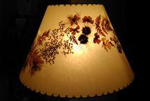 lamps and shades / Bespoke lampshades