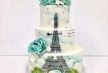 Torták esküvőre