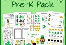 Preschool (3 yrs.+) / by Whitney Russell