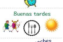 espanol ninos