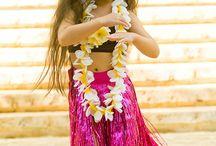 Çocuk dansçı hulo