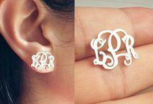 Personalized Earrings
