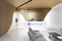 Interiores | Hospitales, Dentistas, Farmacias, etc.