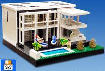ARCHITECTURE / Folder for my custom buildings models.