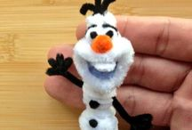 Pipe Cleaner Crafts / by Shari West Burns