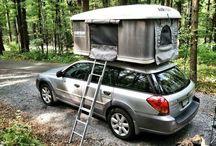 Subaru Camper Conversion