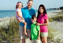 Family pictures on the BEACH! / by Rachel Humphrey