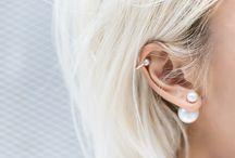 Douceur / Blancheur , pureté , immaculé , perle