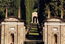 Villa d'Este, Lake Como, Italy.  Colin and I enjoyed a weekend at Villa d'este in June 1991.