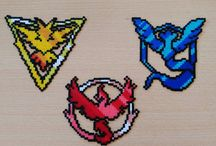 hama beads / ideas