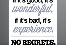 Quotations I love