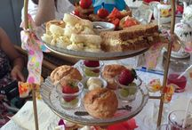 Tea With Alice - A Mad Hatters Affair / Alice in Wonderland Themed Tea at Shakespeare's Corner Shoppe