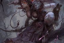 cosplay dark fairy shoot
