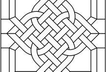 Keltské uzly / Keltské uzly