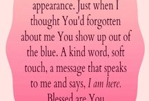 Blessed is GOD