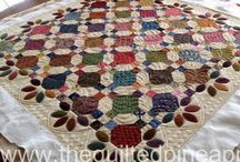 Quilting / by Peggy Sharkey