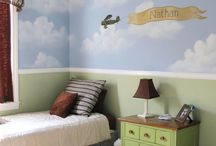 """Kid's Bedroom Ideas / by Donna """"Chrissy"""" Falloon"""