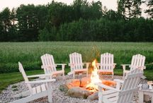 Adirondack Style / Get the breezy, relaxed feel of the Adirondacks in your own backyard with furniture and decor from www.LandscaperOutlet.com