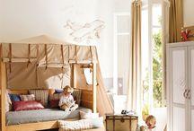 Monkey Kids -Love Safari / Safari themed Kids room ideas