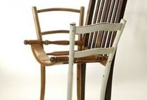 Cadeiras Recicladas / recycled chairs