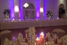 Wedding -  Pink & Gray / Beautiful Waterford wedding reception inspired by touches of pink and french gray.
