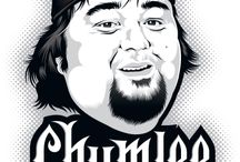 Chumlee  / by Jane Lechman