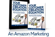 """Your Customer Creation Equation / Finally-a book that shows marketers how to truly achieve real results from their websites. Brian Massey, The Conversion Scientist, takes the mystery out of how to create high-performing sites. By walking the reader through five online formulas-aka """"customer creation equations""""-he shows you how to determine the best formula your own particular business structure and how to optimize it for stellar results."""