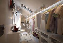 HOME | Walk-in Wardrobe