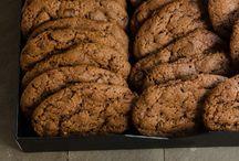 Μαλακά σοκολατένια μπισκότα