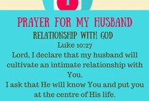 Praying For Your Husband / Praying for your husband is the greatest way to show that you love him.