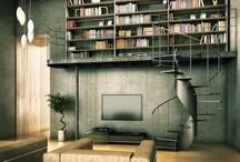 Bookshelves! / by Laura Fresch