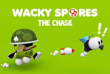 Wacky Spores: The Chase / Images, screenshots and media relative to Wacky Spores: The Chase, and upcoming videogame in the Wacky Spores Universe.