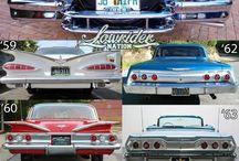 VOITURES.Chevrolet impala.