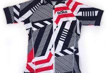 Red Geo / Women's Triathlon - Red Geo Collection by SOAS