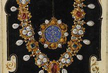 Középkori jellegű ékszerek - Medieval kind jewelry