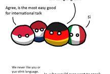 Polandball(is of kurwa)