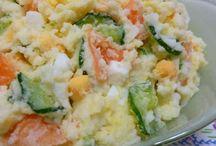 料理 サラダ